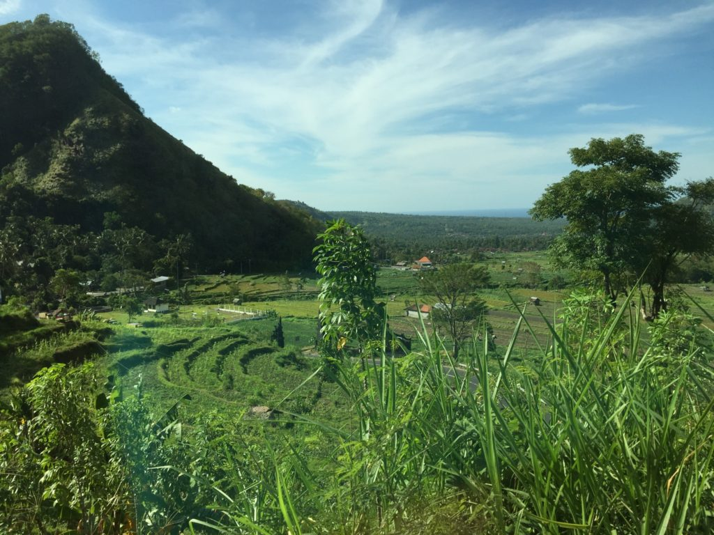 From Sanur to Tejakula in North Bali