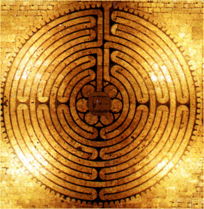Led by the Labyrinth
